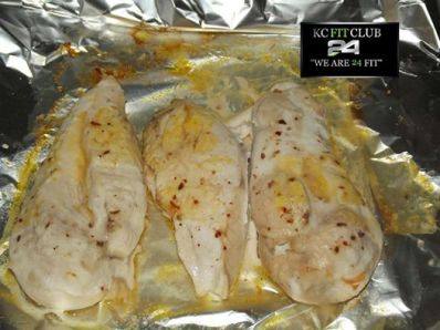Chicken Breast High Protein Food
