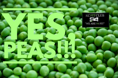 High Protein Food Green Peas
