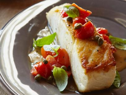 Halibut High Protein Foods