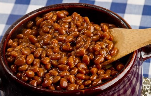 Navy Beans High Protein Food