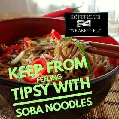 Soba Noodles High Protein Foods