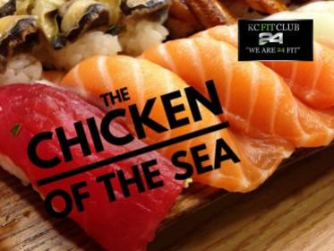 Tuna High Protein Foods