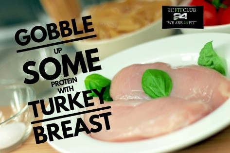 Turkey Breast High Protein Food